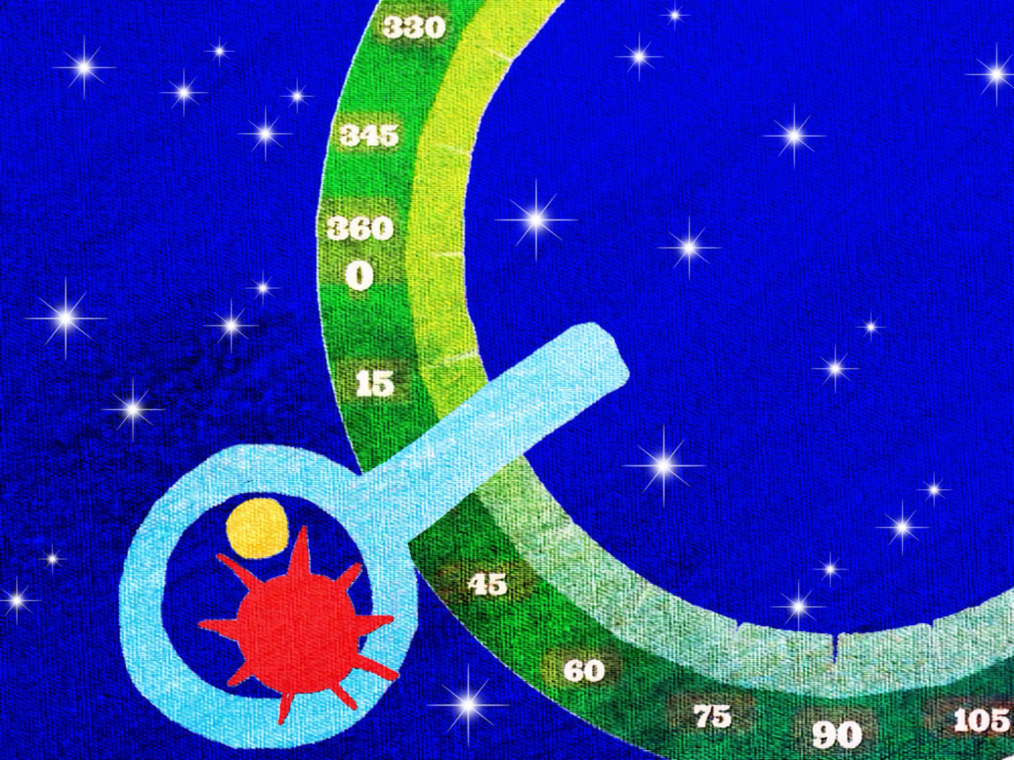 (太陽と月で追う)アスペクト苦手克服考察! 〜0度編〜