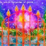 Code no.22  牡羊座22度 欲望の庭に続く門