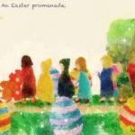Code.no 347 魚座17度  復活祭の歩道