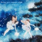 Code.no 97  蟹座7度  月明かりの夜の二人の妖精