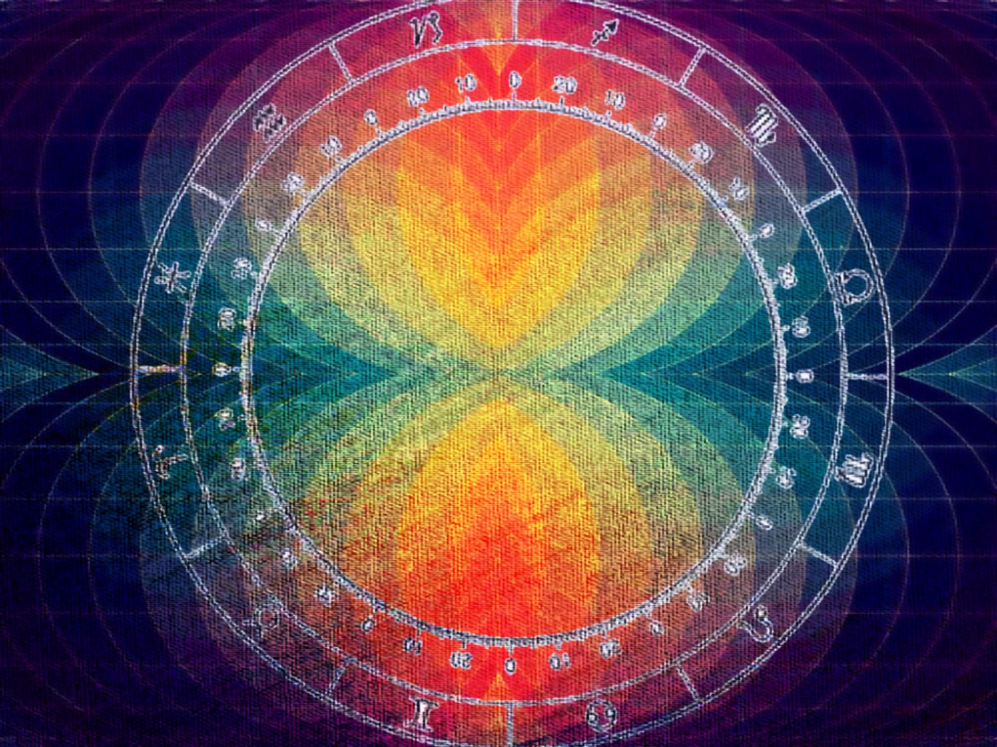 6月14日の宇宙時計ホロスコープ