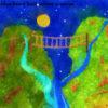 Code no.36 牡牛座6度 渓谷にかけられる建設中の橋