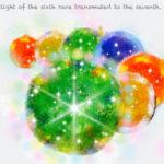 Code no.182 天秤座2度 六番目の部族の光が七番目のものに変質する