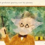 Code no.191 天秤座11度 眼鏡ごしに覗き込んでいる教授