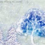 Code no.86 双子座26度 森の中の冬霜