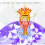 Code no.271 山羊座1度 認識を求めるインディアンの酋長