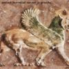 Code no.284 山羊座14度 花崗岩に刻まれた古代の浮き彫り
