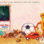 Code no.285 山羊座15度 病院の子供病棟にあるたくさんのおもちゃ