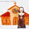 Code.no 294  山羊座24度  修道院に入る女