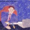 Code.no 316  水瓶座16度  机に座っている偉大なビジネスマン
