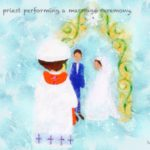 Code.no 109 蟹座19度 結婚の儀式を遂行する司祭